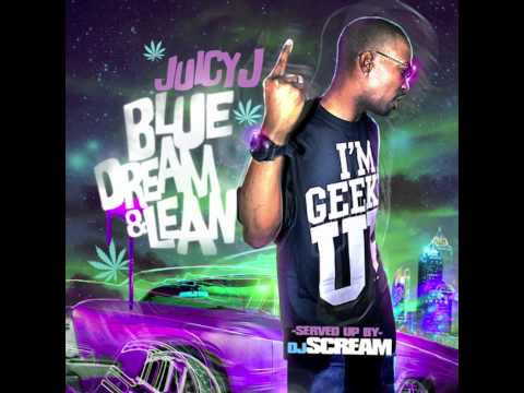 Juicy J - Zip and a Double Cup (remix) Blue Dream and Lean