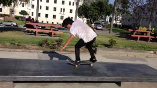 Jason Park - Hollenbeck Skate Plaza