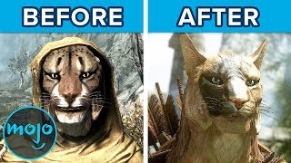 Top 10 Mods That Drastically Improved Games