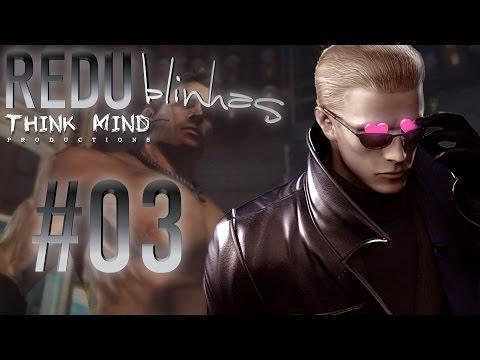 #03 Wesker Love Story - Redublinhas (Resident Evil Redublagem) Think Mind