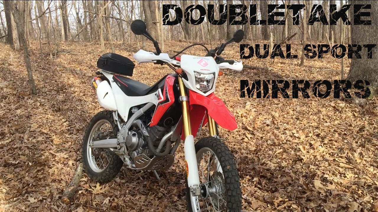 Doubletake Mirrors Amp Ram Ball Mounts Review Dual Sport