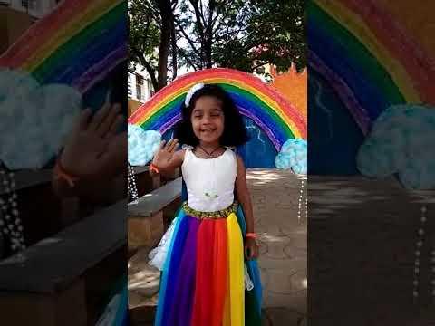 Rainbow twink costume