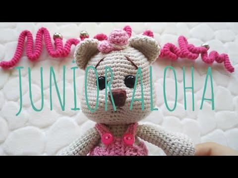 Ayı Teddy Yapımı Amigurumi - #1 (Crochet Amigurumi Teddy Bear ...   360x480