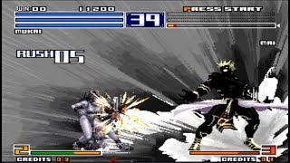 [TAS] The King Of Fighters 2003 - Mukai