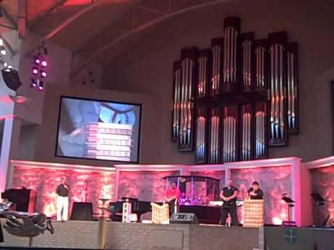 Sensei Pedro Hernandez Demo Church in Cypress Texas 2012