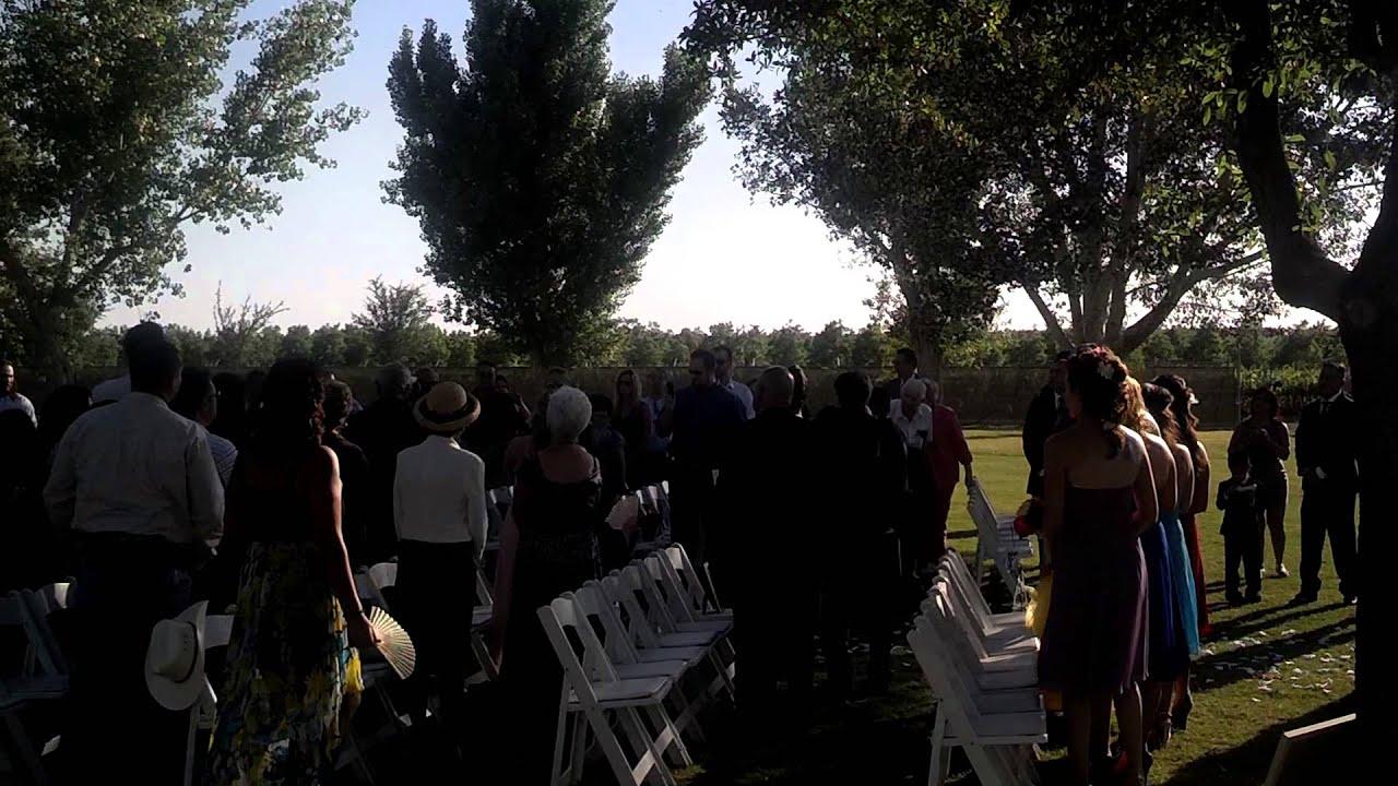Molina Wedding La Vina Winery In Union June 1 2017