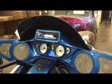 HMD520 stereo housing