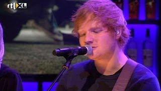 Ed Sheeran - Sing - RTL LATE NIGHT