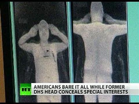 TSA Revolt: Naked screening lobby pushes for profit, not privacy?