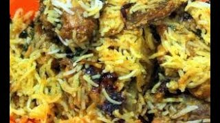 Hyderabadi Chicken Dum Biryani (Eng Subtitles) - Easy Cook with Food Junction