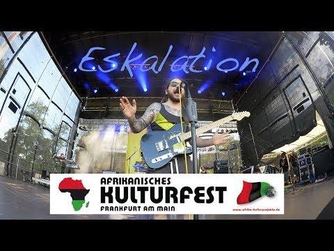 Eskalation live @ Afrikanisches Kulturfest 2017 / Frankfurt; Germany