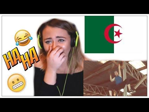 HAK CHOC 2.0 - MC LAMA SKHOUNA REACTION VIDEO  UK REACTION TO ALGERIAN RAP