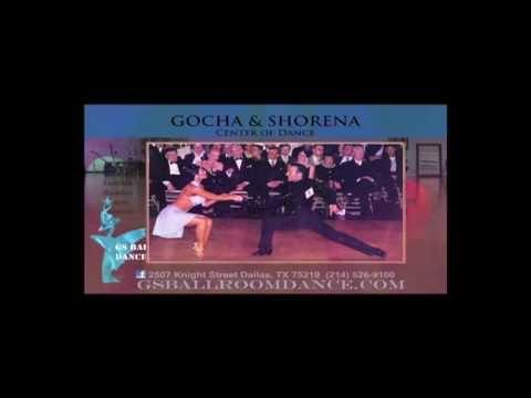 GS Ballroom Dance Studio Tour - Dallas's A-List Dance Studio