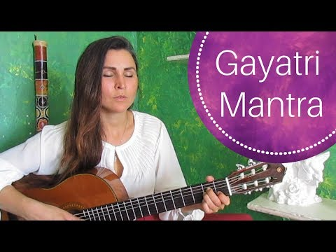 Gayatri Mantra | Om Bhur Bhuva Swaha Bhajan | Relax Mantra Chords and Lyrics | Devotional songs