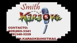 WILKINS PERO TE OLVIDO SMITH KARAOKE
