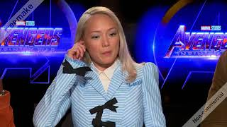 Interview de Pom Klementieff pour Avengers Infinity War