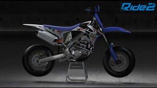Ride 2 The Game - TM 450 Supermoto Bikes