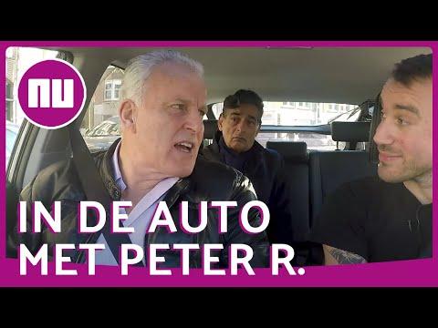 In de auto met Peter R. en Spong: Heb probleem als Holleeder vrijkomt