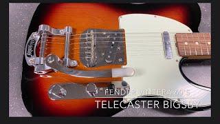 Fender Vintera 60's Telecaster Bigsby