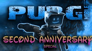 PUBG mobile Anniversary  special thumnail