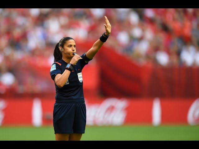 Claudia Umpierrez - Refereeing is my passion