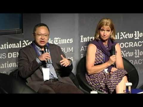 Athens Democracy Forum 2015 - Is Liberal Democracy Universal?