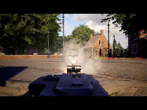 NEW WWII Simulator | MG42 & Base Defense Build | Post Scriptum Gameplay
