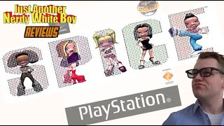 SPICE WORLD REVIEW: The Spice Girls PS1 Movie Game (sort of)