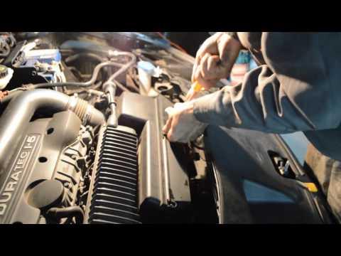 Замена воздушного фильтра часть 5 на Форд Мондео Автосервис «Скорпион» г Астрахань ул Ширяева 8Б