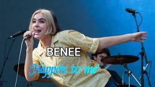Download BENEE / Happen to me