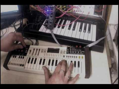 X1L3 - Circuit bent casio PT30 - power electronics and harsh noise