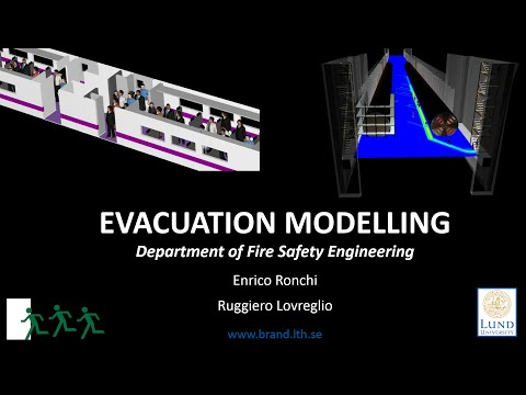 Evacuation Modelling using FDS+Evac, PathFinder, STEPS and Unity3D