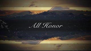 All Honor - Covenant Worship (Lyric Video)