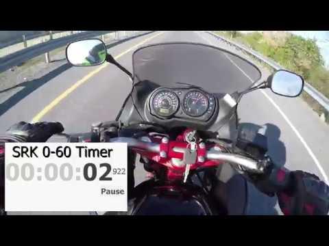 Kawasaki Ninja 650 Real Life 0-60