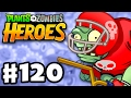 Defensive End Plants vs. Zombies Heroes Gameplay Walkthrough Part 120 iOS, Android