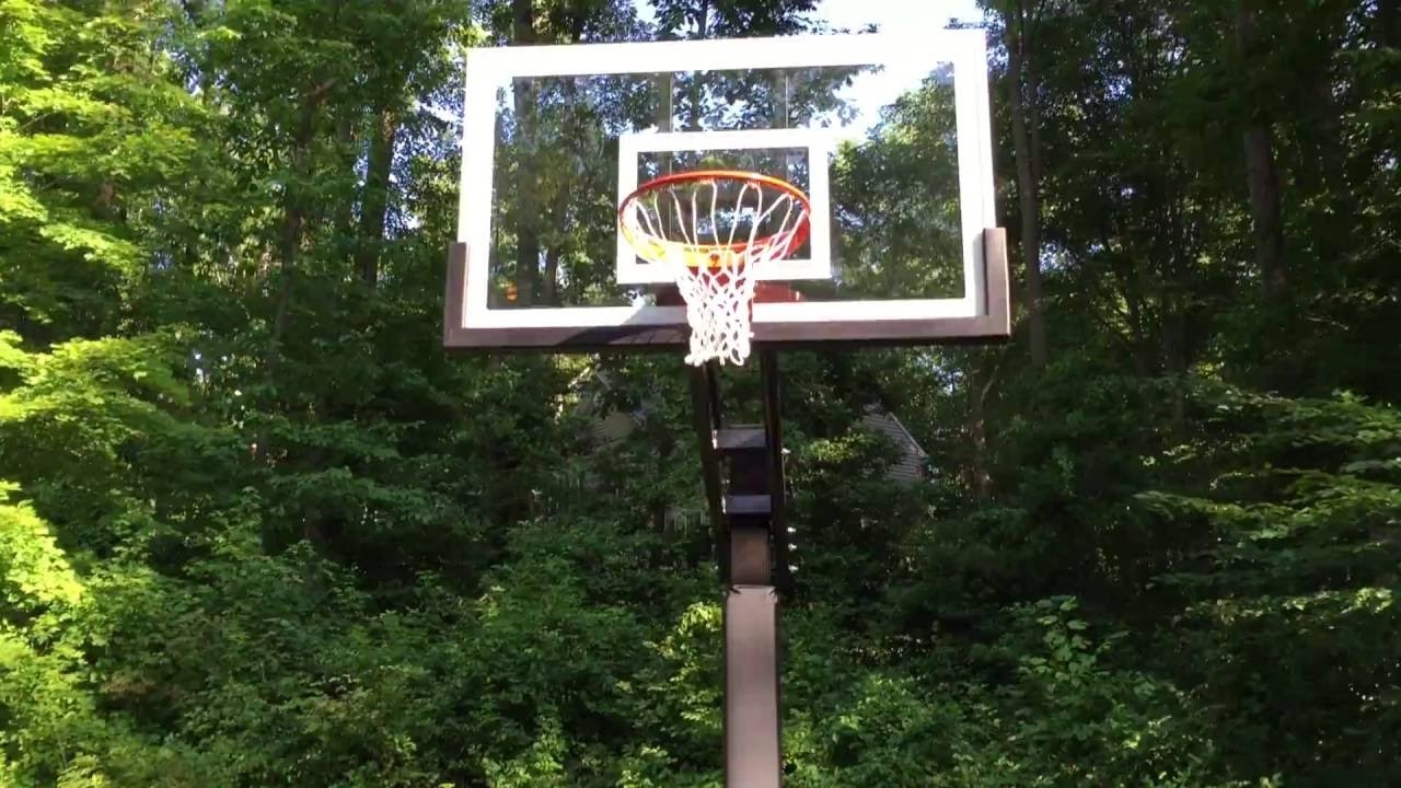 Inground Basketball Hoop Assembly And Installation Services