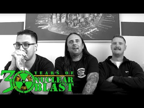 THY ART IS MURDER - CJ On His Return To The Band (OFFICIAL INTERVIEW)