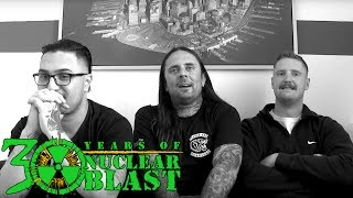 THY ART IS MURDER – CJ On His Return To The Band (OFFICIAL INTERVIEW)