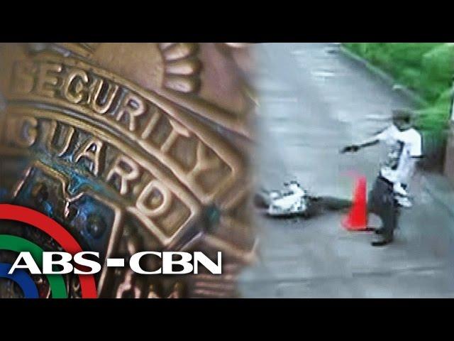 Bistado: Crimes involving security guards