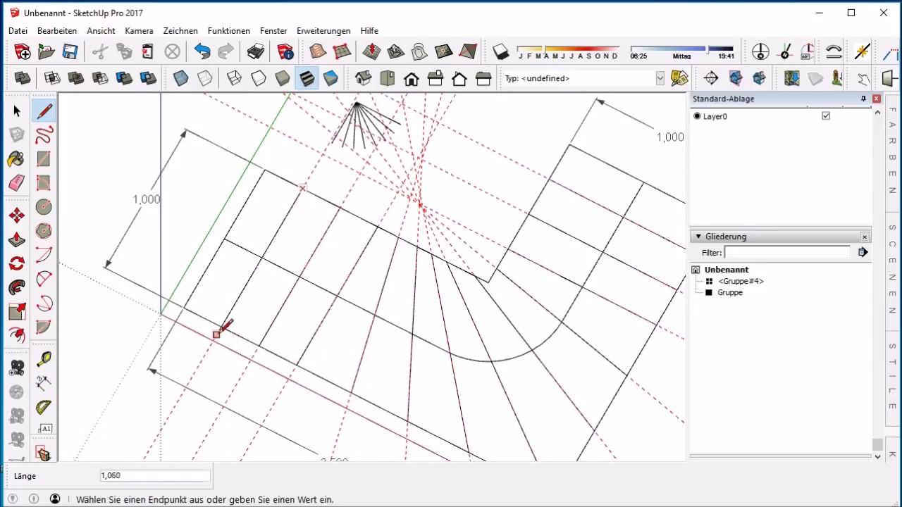 1 4 Gewendelte Treppe Konstruieren – Wohn-design