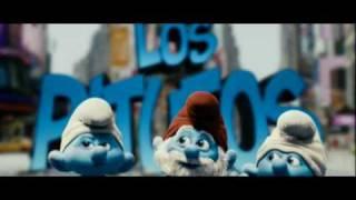 Los Pitufos 3D - Tráiler (Español)   Estreno 2011