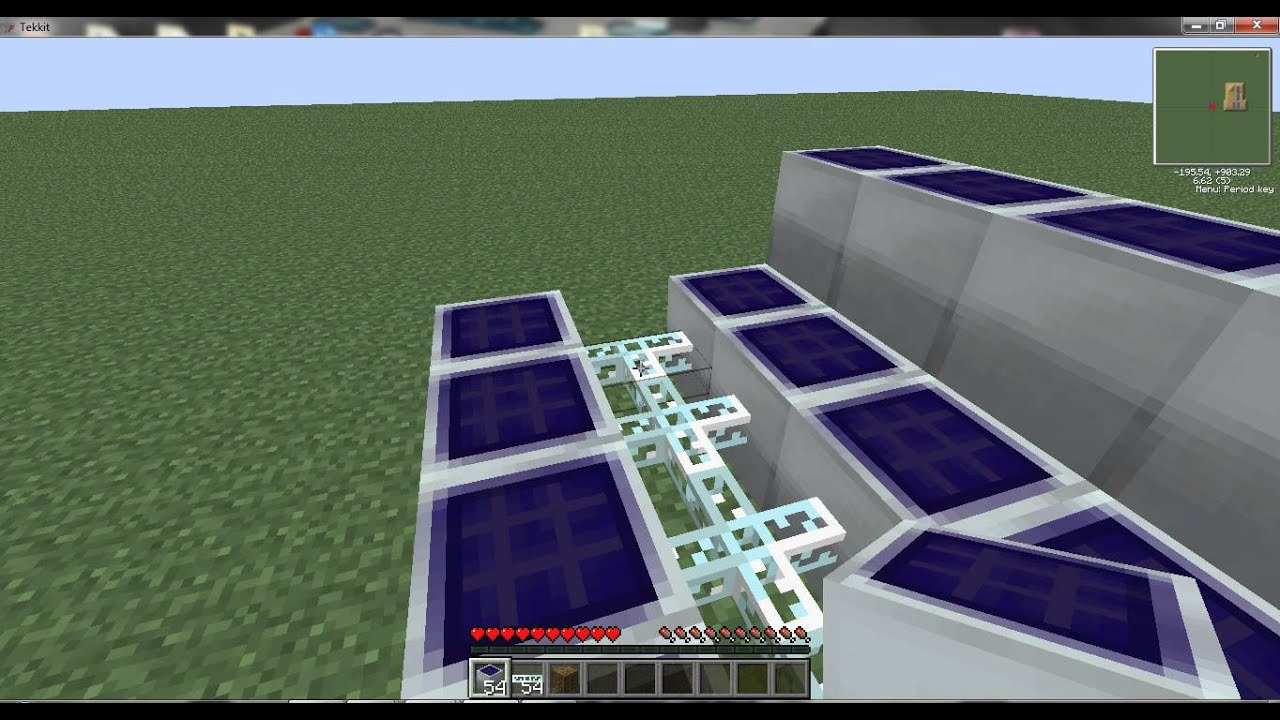 Solar Panel (IndustrialCraft) | The Tekkit Classic Wiki ...