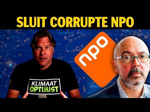 SLUIT CORRUPTE NPO - DE JENSEN SHOW #112