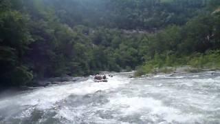 white water rafting the ocoee