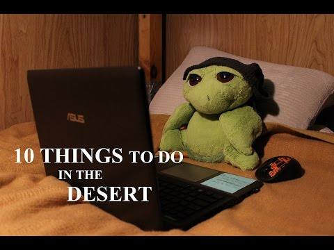 10 Things To Do At Al Udeid AB