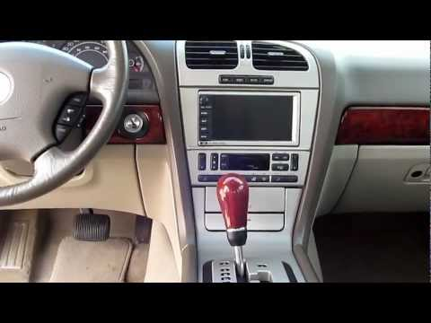 Lincoln LS V8 Overview