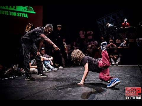 Next Urban Legend 2014 #3 / Demi finale Break / Dany Dan (winner) vs B.BOy Taz