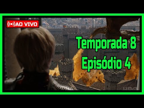 Como Assistir 🔴REPLAY🔴 Episódio 4 Temporada 8 Game Of Thrones Legendado Online Grátis