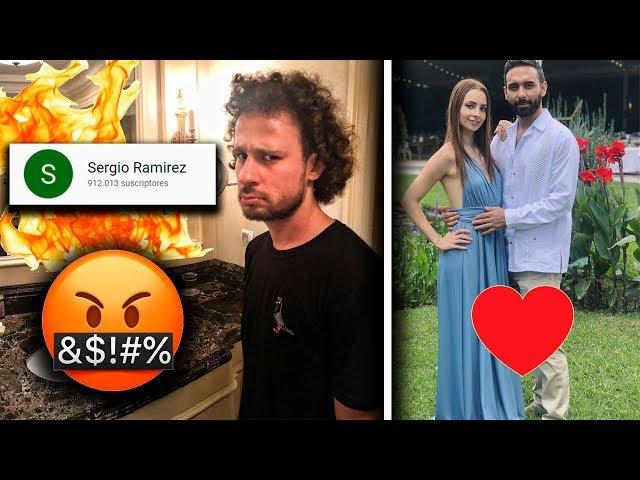 Encontré a Sergio Ramírez y Luisito Comunica SE DECEPSIONA!