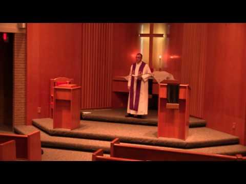 Ash Wednesday 2017 - Turn to Jesus and Not to Yourself (Luke 18:9-14 NIV)